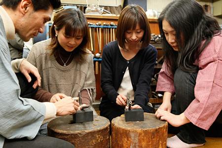 伝統工芸 体験教室イメージ